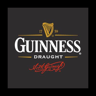 Guiness Draught (.EPS) logo vector