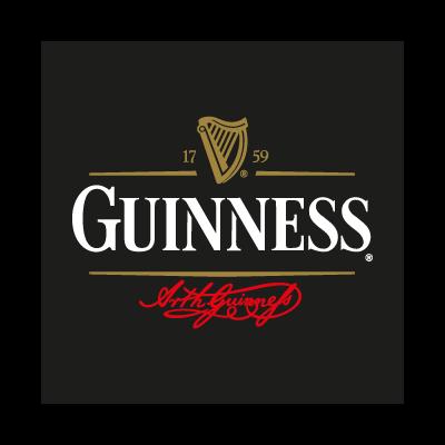 Guinness Beer logo vector