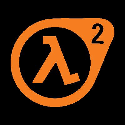Half-life 2 videogame vector logo