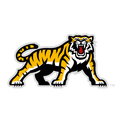 Hamilton Tiger-Cats club vector logo