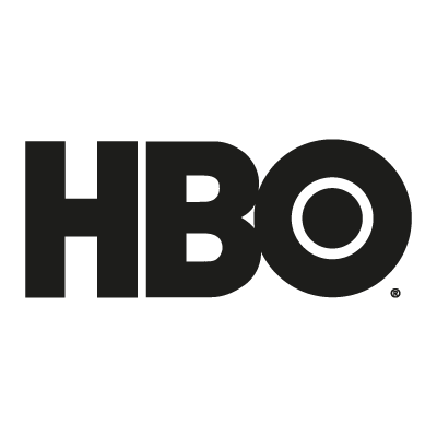 HBO black vector logo