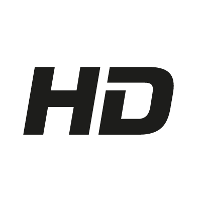 HD vector logo