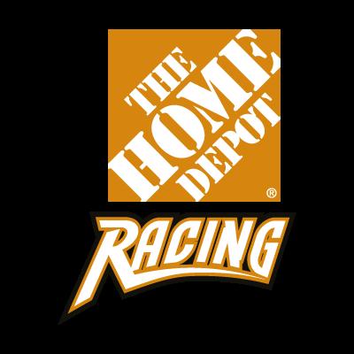 Home Depot Racing vector logo