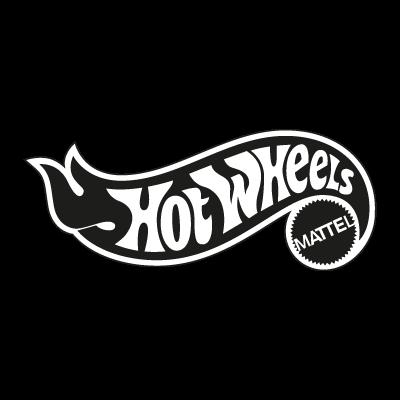 Hot Wheels Mattel vector logo