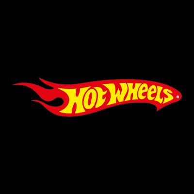Hot Wheels toy vector logo
