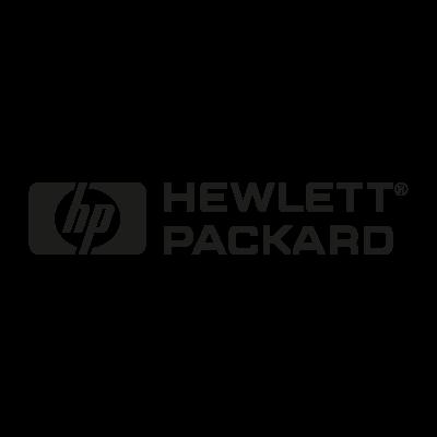 HP - Hewlett Packard (.EPS) vector logo