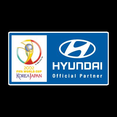 Hyundai - 2002 FIFA World Cup vector logo