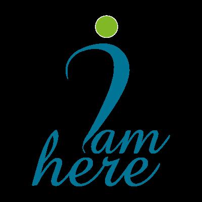 I am Here vector logo