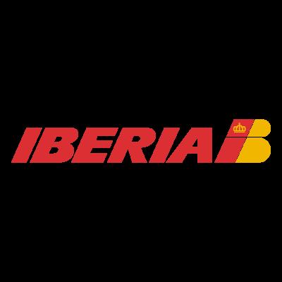 Iberia Airlines vector logo