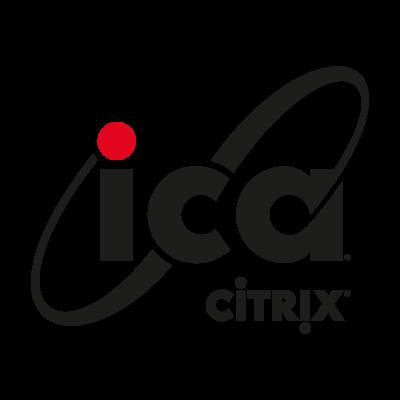 ICA Citrix vector logo