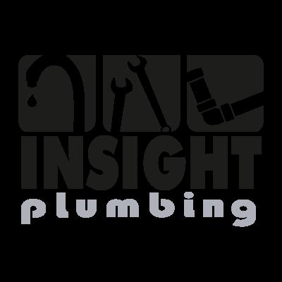 Insight Plumbing vector logo