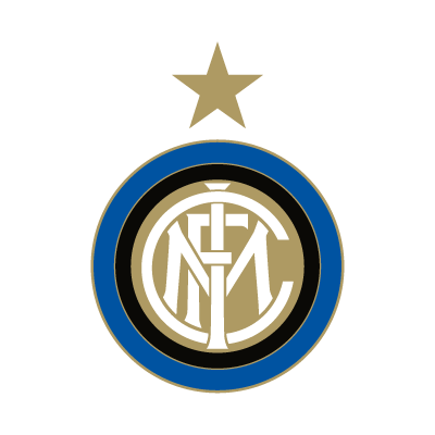 Inter Milan 100 years anniversary vector logo