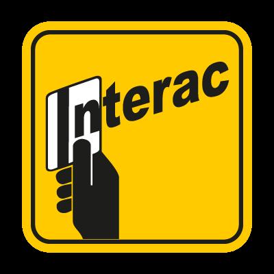 Interac yellow vector logo