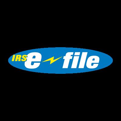 IRS e-file vector logo