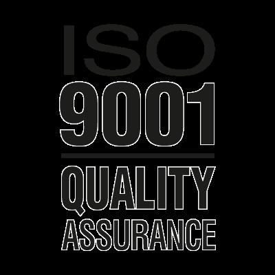 ISO 9001 Quality Assurance vector logo