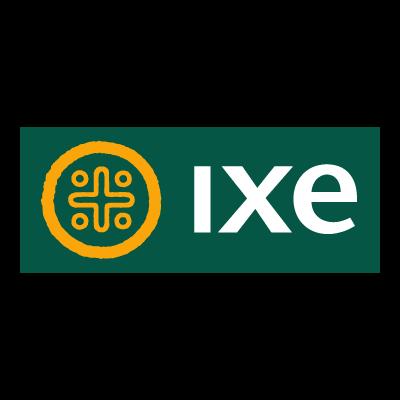 Ixe Banco vector logo
