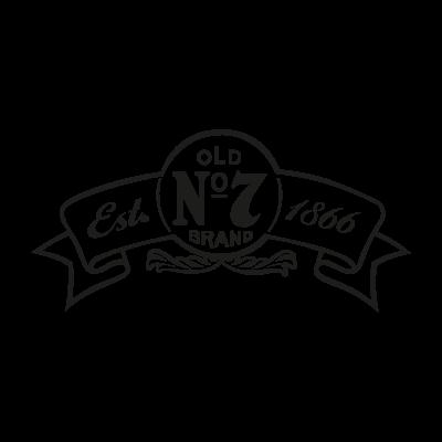 Jack Daniel's 1866 vector logo