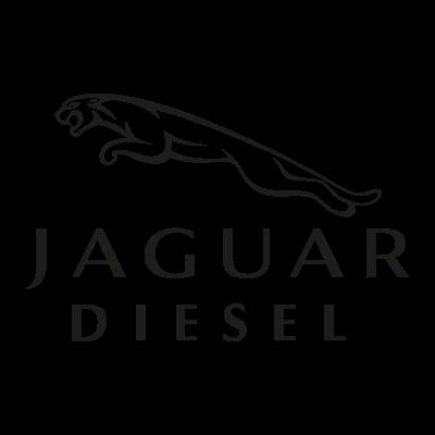 Jaguar Diesel vector logo