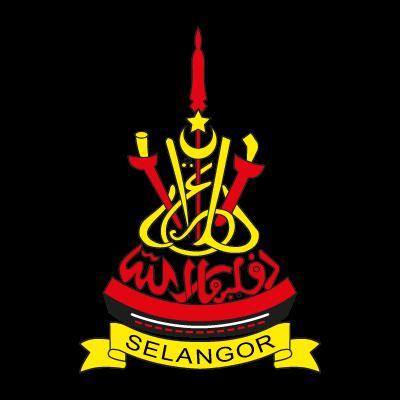 Jata Selangor vector logo