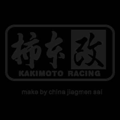 Kakimoto racing vector logo