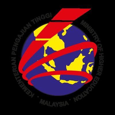 Kementerian Pengajian Tinggi Malaysia vector logo