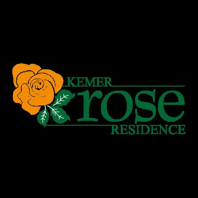 Kemer Rose Residence vector logo