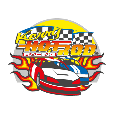 Kerry Hot Rod Club vector logo