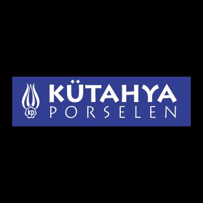 Kutahya Porselen vector logo