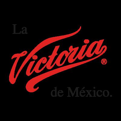 La Victoria de Mexico vector logo