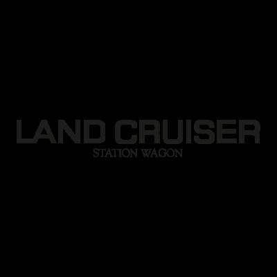 Land Cruiser vector logo