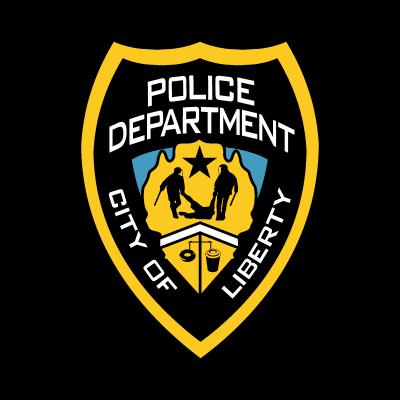Liberty City Police vector logo