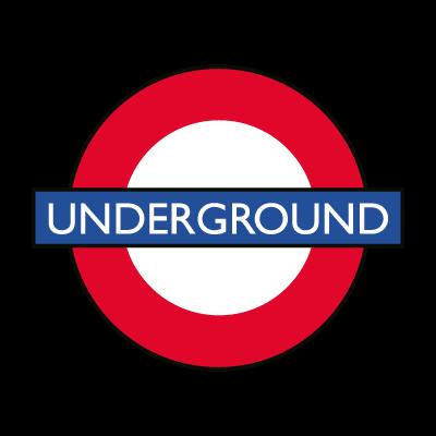 London Underground (.EPS) vector logo