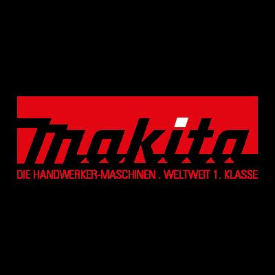Makita (.EPS) vector logo