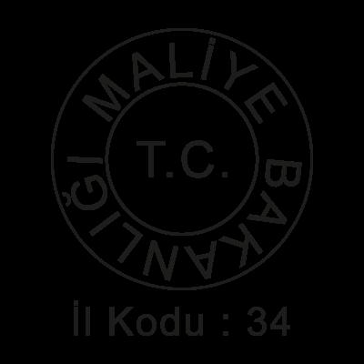 Maliye Bakanligi 34 vector logo