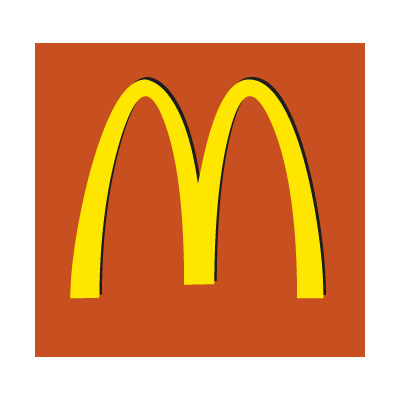 Mc Dolnals vector logo