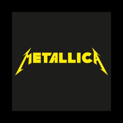 Metallica Music Band vector logo