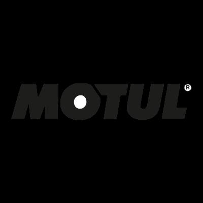 Motul black vector logo