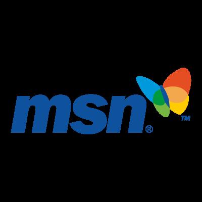MSN - Microsoft Network vector logo