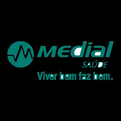 Medial Saude vector logo