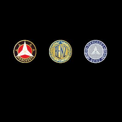 Mercedes Benz Classic Center vector logo