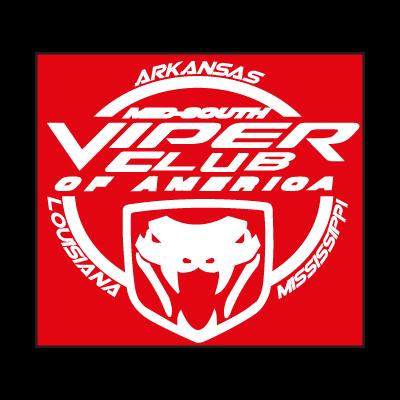 Mid South Viper vector logo