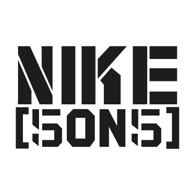 Nike 5ON5 vector logo