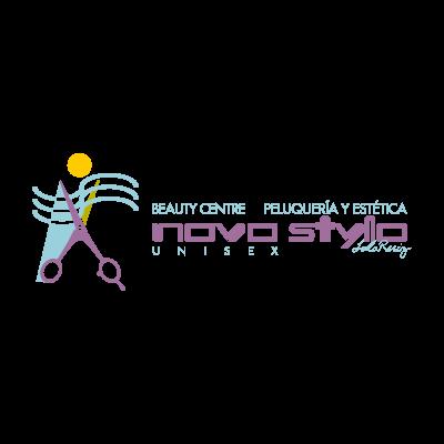Novo stylo vector logo