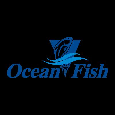Ocean Fish vector logo