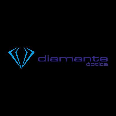Optica Diamante vector logo