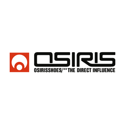 Osiris Shoes vector logo