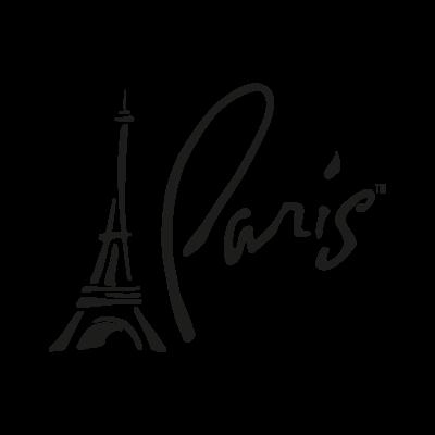 Paris, Las Vegas vector logo