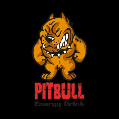 Pitbull Energy Drink vector logo