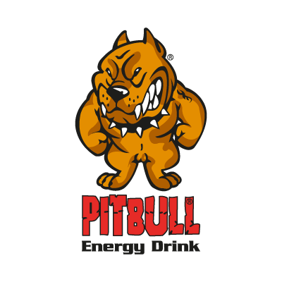 Pitbull Energy Drink logo