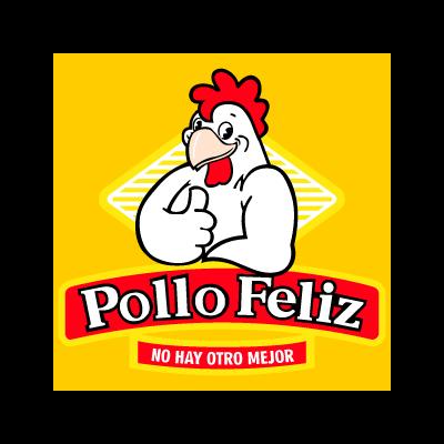 Pollo Feliz vector logo